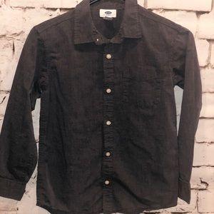 💐3/$20 Like New Boys Old Navy Dress Shirt